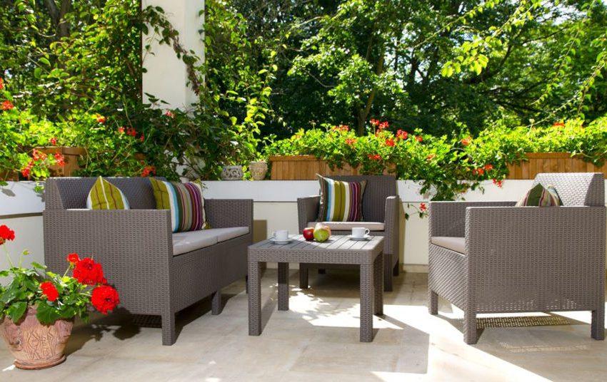 Praktyczne i wygodne meble ogrodowe